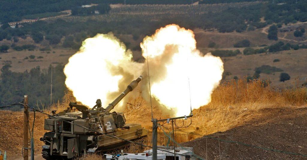 Hisbollah feuert Raketen auf Israel ab, da Eskalationsrisiko droht