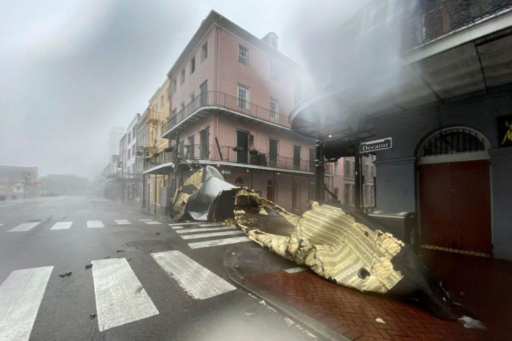 """Hurrikan Ida zerstört das Jazz-Denkmal von New Orleans, das Louis Armstrongs """"zweite Heimat"""" genannt wird    Intelligente Nachrichten"""