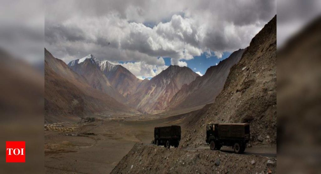 India China Border News: Indien und China schließen den Rückzug von Gogra ab, aber Depsang bleibt ein großes Problem |  Indien Nachrichten