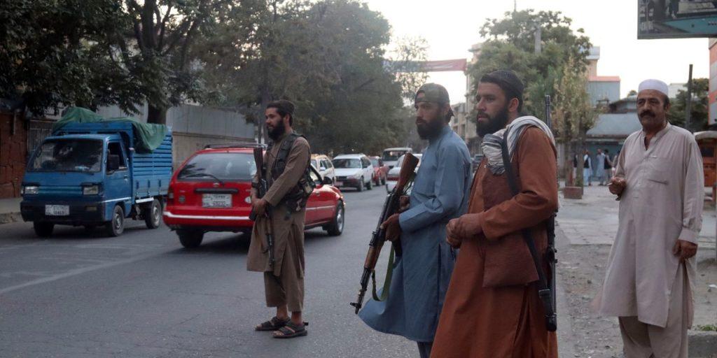 Kabul in Alarmbereitschaft, da die USA den Ausstieg aus Afghanistan beenden