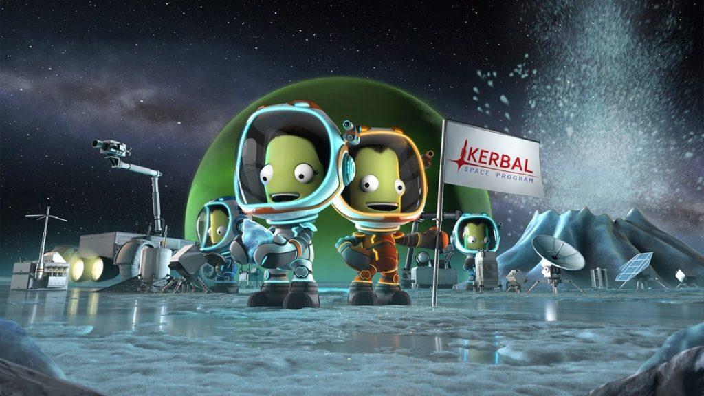 Kerbal-Weltraumprogramm wird keine größeren Updates mehr erhalten