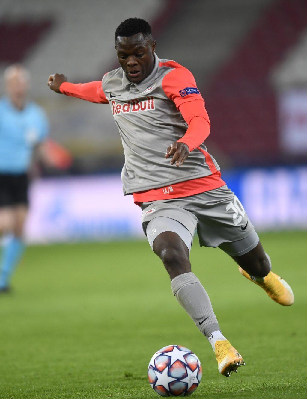 Leicester verpflichtet den österreichischen Liga-Torschützenkönig Patson Daka