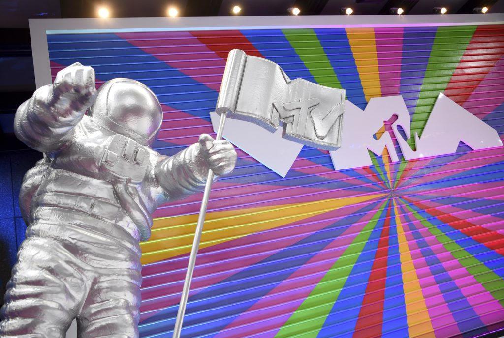 "MTV feiert 40-jähriges Jubiläum mit neuem ""Moon Person""-Design"