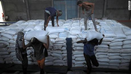 Laut UN wird die Nahrungsmittelhilfe in Äthiopiens kriegszerstörter Region Tigray am Freitag auslaufen, da 400.000 Menschen einer Hungersnot ausgesetzt sind