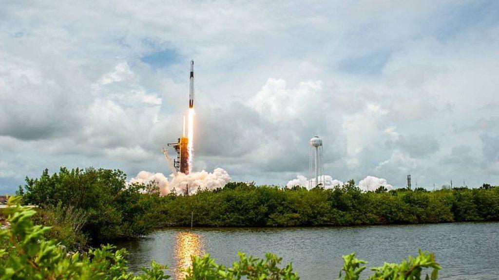 NASA Details zum bevorstehenden Start des SpaceX ISS-Frachters: So sehen Sie ihn live