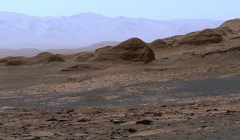 NASA enthüllt atemberaubenden Panoramablick auf den Mars