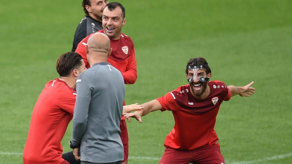 Österreich strebt bei der Euro 2020 gegen Nordmazedonien Tore an