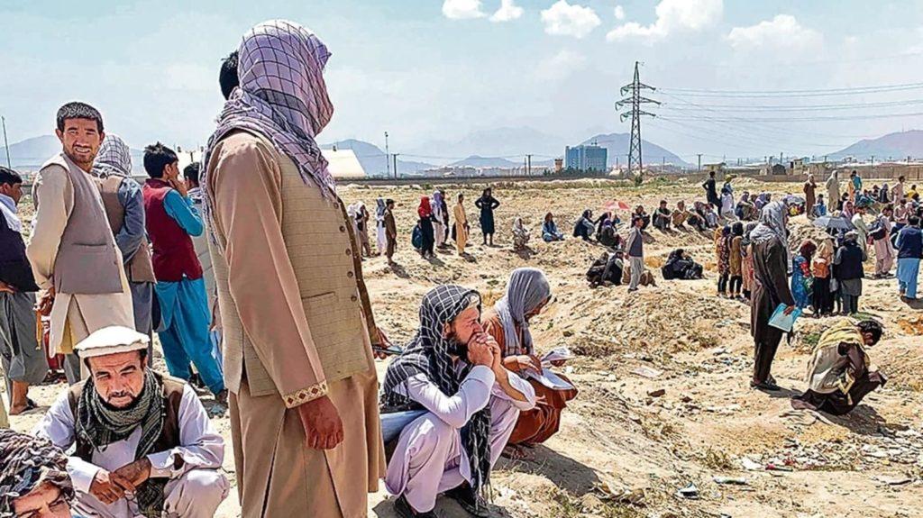 Österreich will keine afghanischen Flüchtlinge aufnehmen;  Bundeskanzler Kurz erklärt, warum    Weltnachrichten