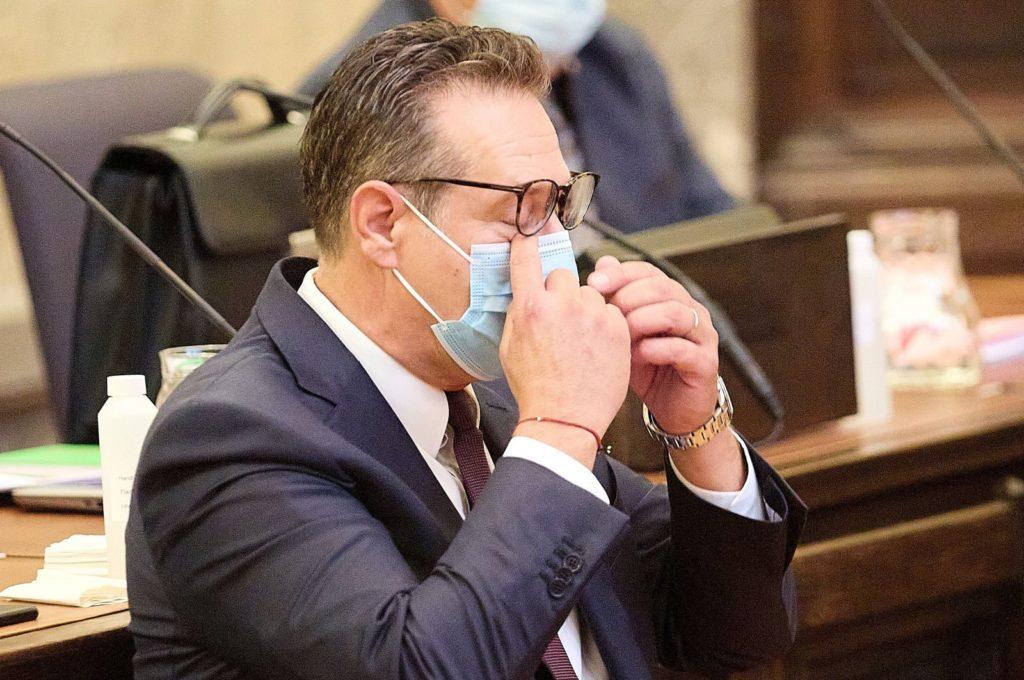 Österreichisches Gericht spricht Ex-FPO-Chef Strache im Fall Ibizagate für schuldig