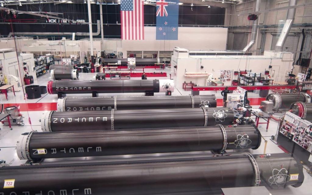 Sehen Sie sich die Rocket Lab-Tour durch seine Hightech-Weltraumeinrichtungen an