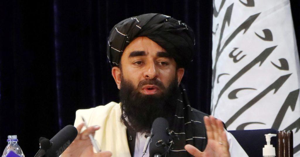 Taliban bringen afghanische Deportierte aus Europa vor Gericht, sagt ein Sprecher