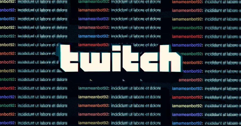 Twitch-Streamer veranstalten Streik, um zu protestieren und auf Belästigungen aufmerksam zu machen