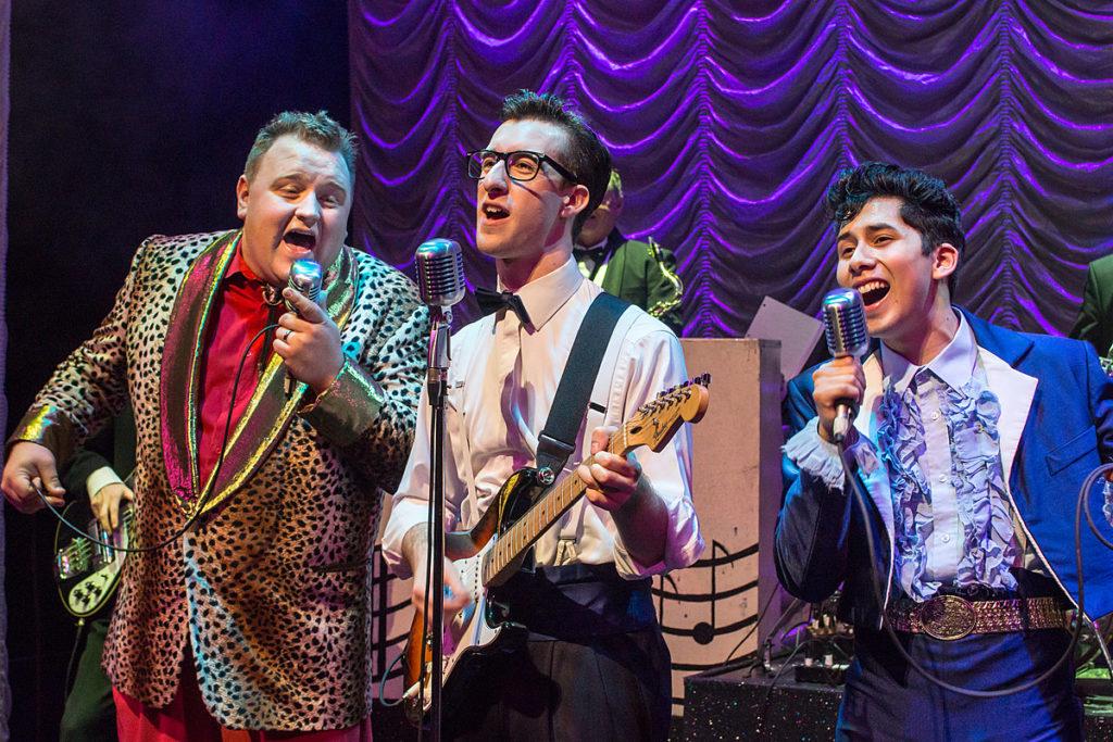Verpassen Sie nicht das Buddy Holly Story Musical in Abilene