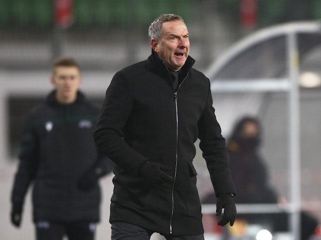 LASK Linz-Manager Dominik Thalhammer im Bild am 26. November 2020