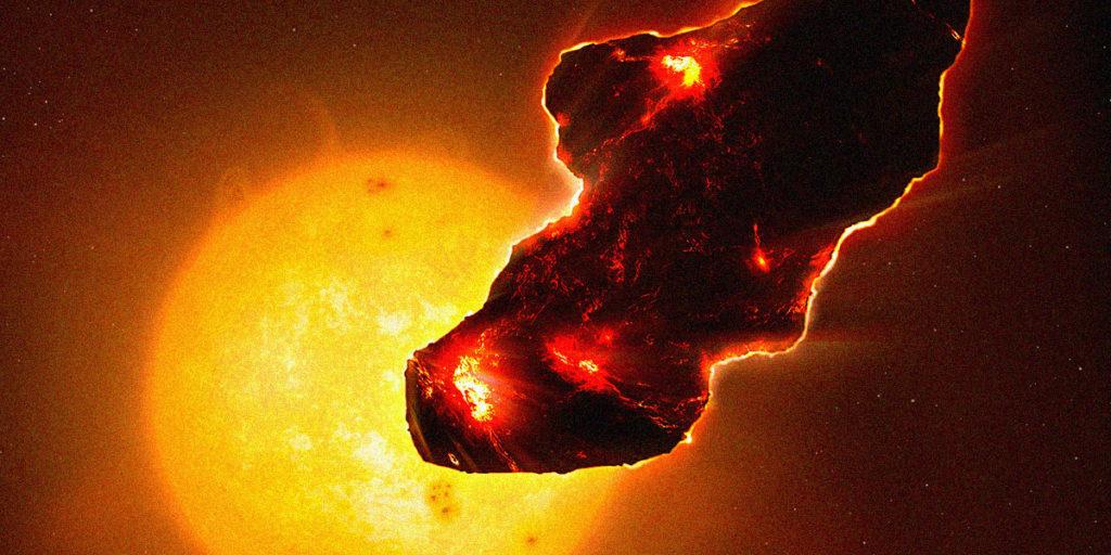 Wissenschaftler haben gerade den schnellsten Asteroiden des Sonnensystems entdeckt