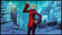 Ash Crimson in King of Fighters 15 Bild # 11