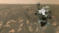 Quiz - Der Perseverance Rover der NASA bergt den ersten Marsfelsen