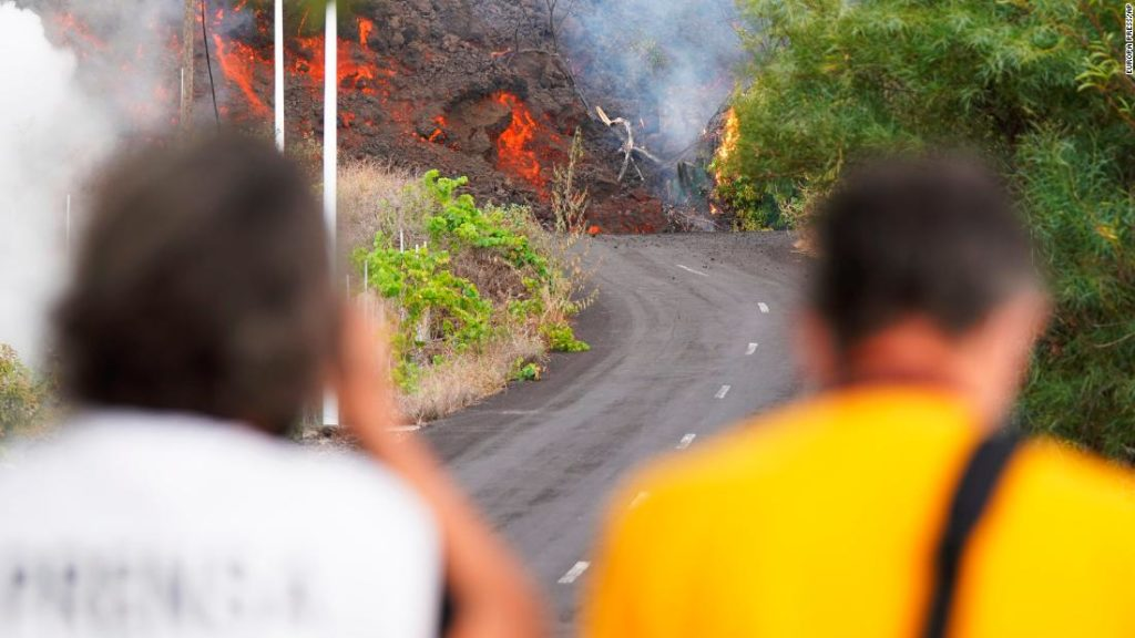 Vulkan La Palma: Lavaströme erzwingen weitere Evakuierungen