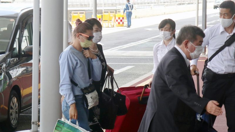 Weißrussischer Sprinter reist in neuer Wendung des diplomatischen Dramas in Tokio nach Österreich - EURACTIV.de