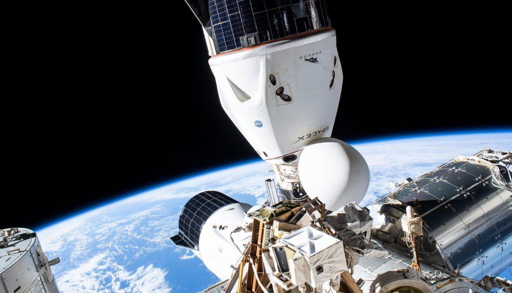 SpaceX Crew Dragon führt im November den ersten Flug der Raumstation durch