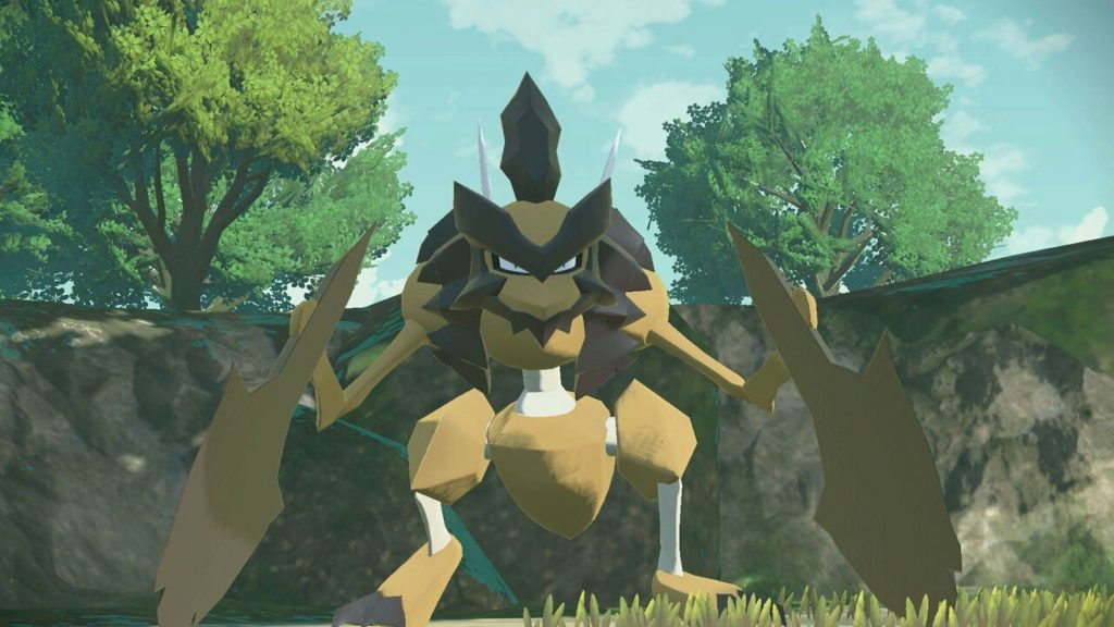 Neue Pokémon Legends: Arceus-Trailer enthüllt brandneue Pokémon, Kleavor