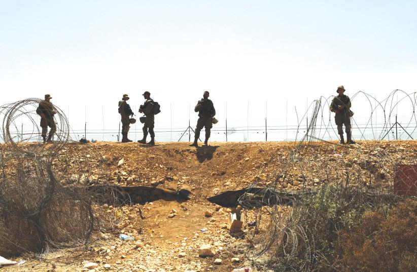 IDF-Offizier, der bei einem Überfall auf das Westjordanland verletzt wurde, trug eine kugelsichere Granate