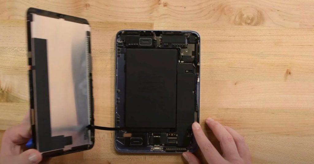 """IFixits iPad mini Teardown vertieft """"Jelly Scroll"""", mangelnde Reparierbarkeit [Video]"""
