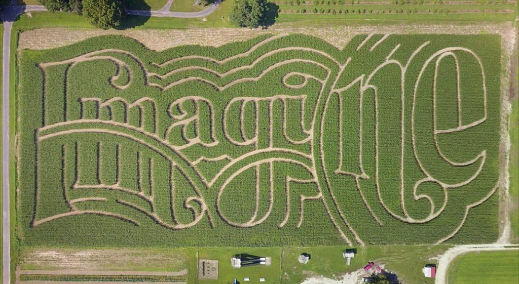 7 atemberaubende Maislabyrinthe in West-Massachusetts