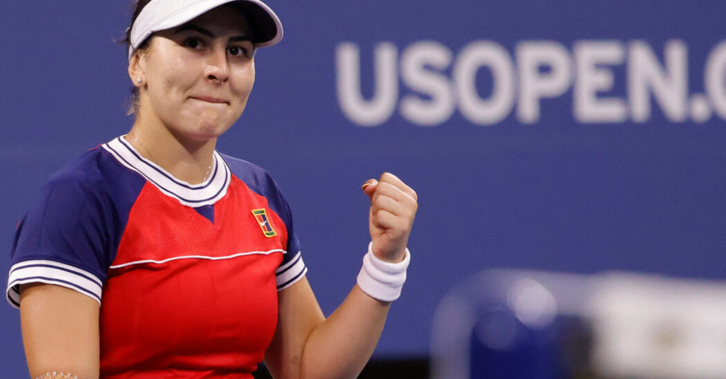 Bianca Andreescu kehrt mit Sieg im Hinterkopf zu den US Open zurück