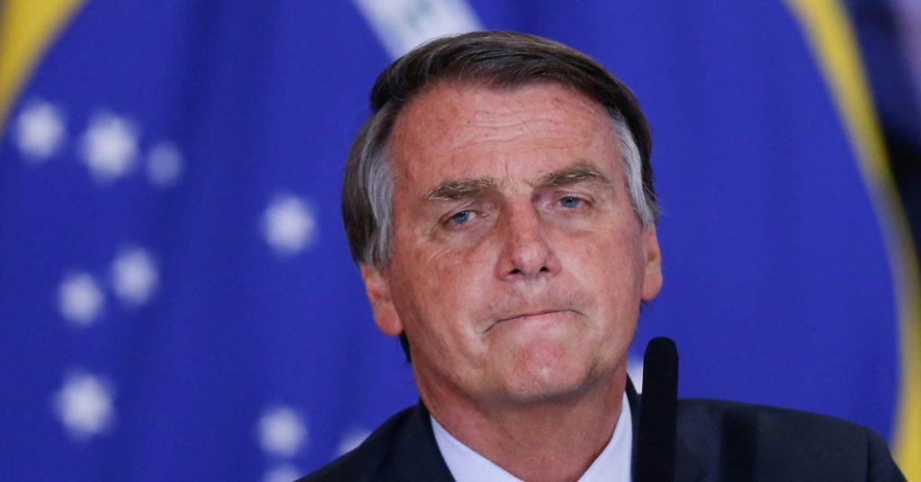 """Der Brasilianer Bolsonaro sagt, Johnson aus Großbritannien habe einen """"Notfall""""-Lebensmittelvertrag gesucht, die Botschaft ist anderer Meinung"""