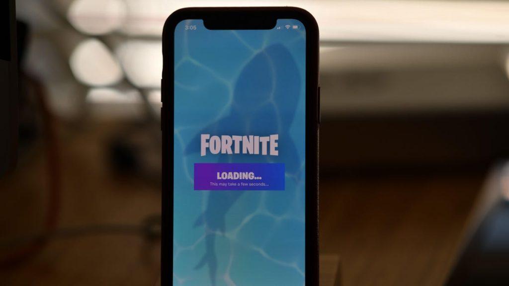 Der CEO von Epic Games sagt, Fortnite wird nicht im iOS App Store sein