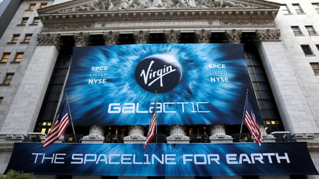 Die Vereinigten Staaten untersuchen den Abstieg von Richard Bransons Virgin Galactic-Raumfahrt außerhalb des Kurses |  Weltnachrichten
