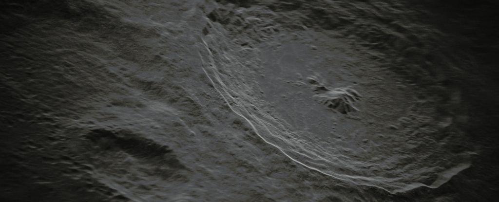 Dieses wahnsinnige neue Tycho Carter-Bild des Mondes ist so detailliert, dass es kaum echt aussieht