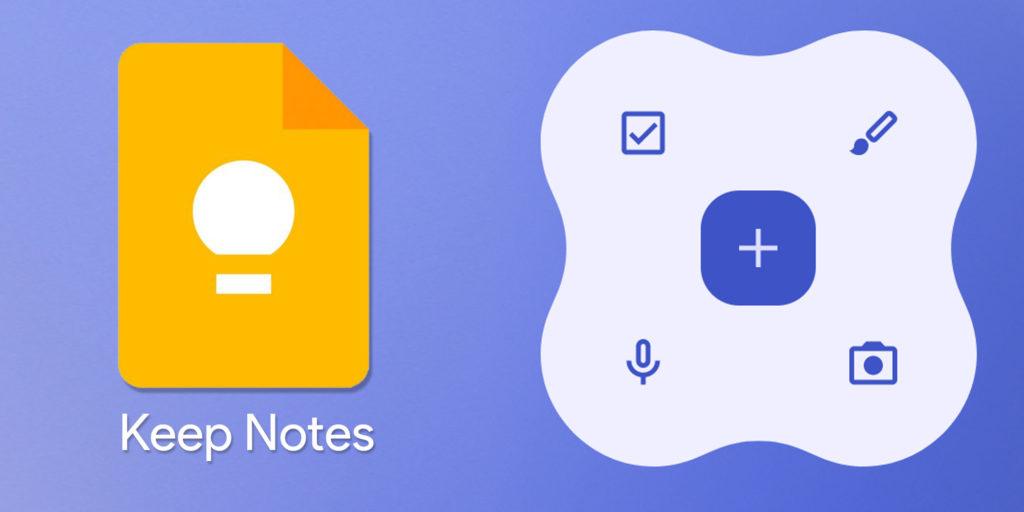 Entdecken Sie die neuen Material You-Widgets von Google Keep