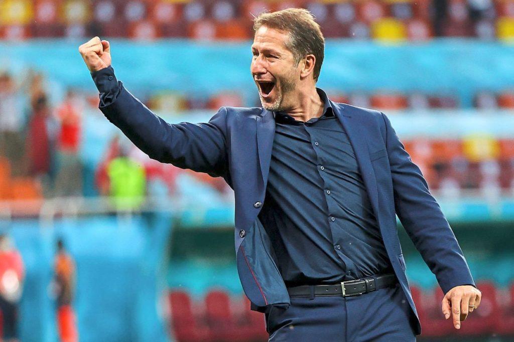 Fußball: Österreich-Trainer: Es macht keinen Sinn, dass Wembley einen Zusammenstoß ausrichtet