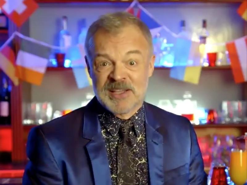 Graham Norton veranstaltet Gesangswettbewerb für Queen of the Universe