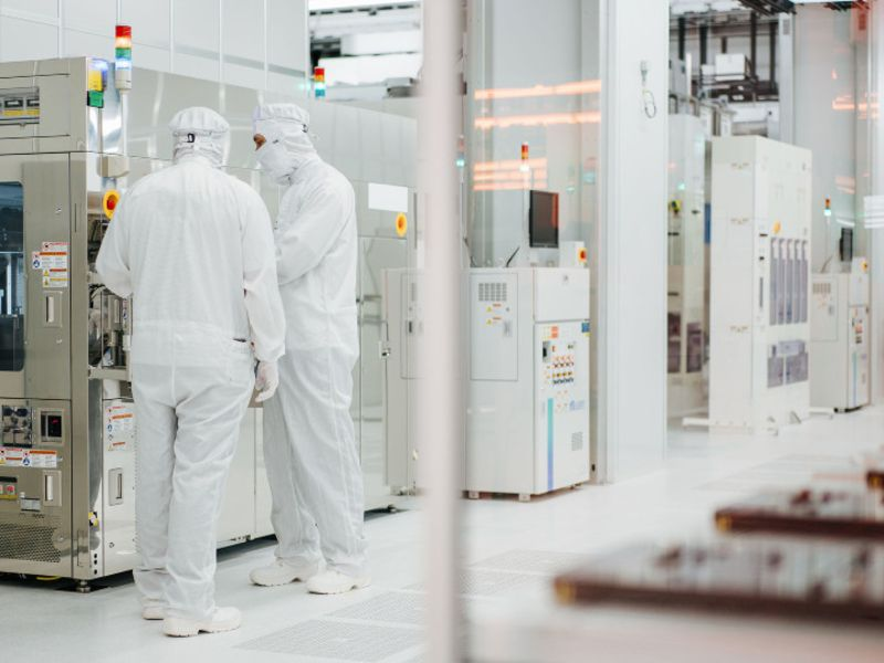 Infineon eröffnet österreichische Chipfabrik vorzeitig