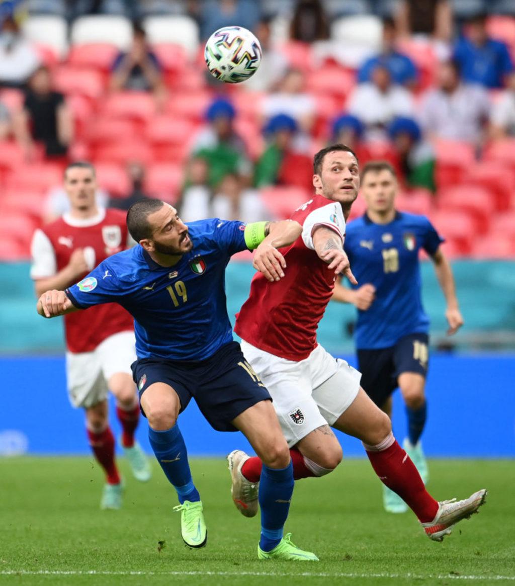 Italien gewinnt engen Wettbewerb, Twitter regnet Liebe auf Österreich