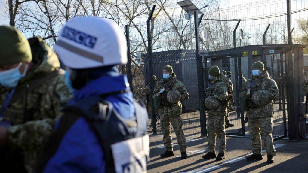 Kreml weigert sich, OSZE-Mission auf den Grenzübergang Ukraine-Russland auszudehnen, sagten die USA