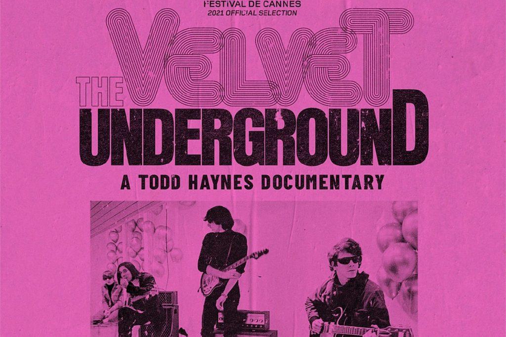 Sehen Sie sich den Trailer zum neuen Dokumentarfilm Velvet Underground an