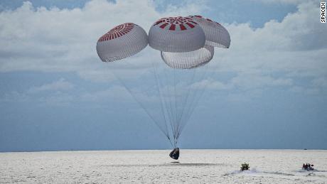 SpaceX hat gerade die erste reine Tourismus-Crew aus dem Weltraum zurückgebracht.  Hier ist die Fortsetzung