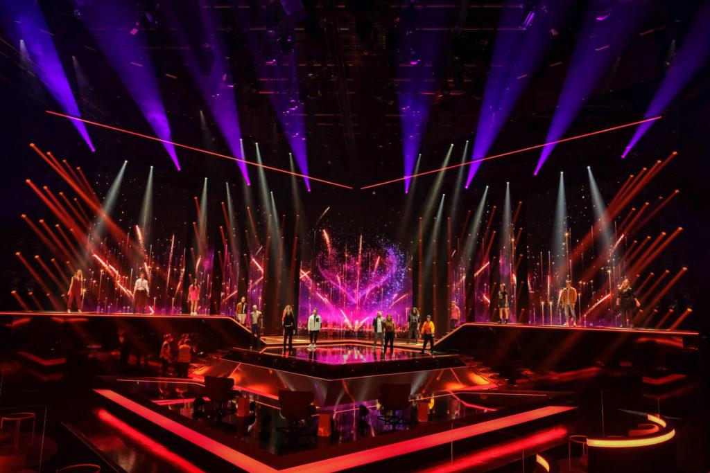 Starmania 21 feiert spektakuläres Comeback mit Beleuchtung von Martin Professional