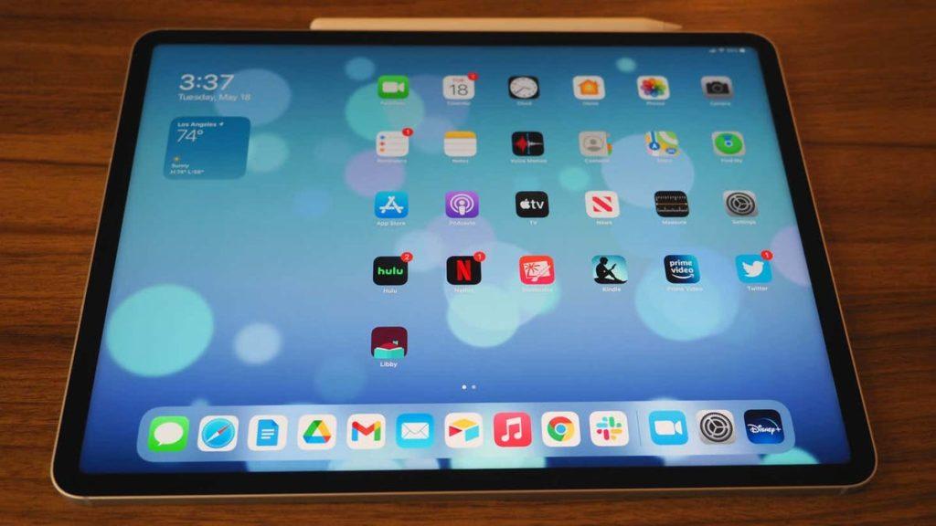 Zukünftige iPads könnten endlich eine Landschaftskamera haben