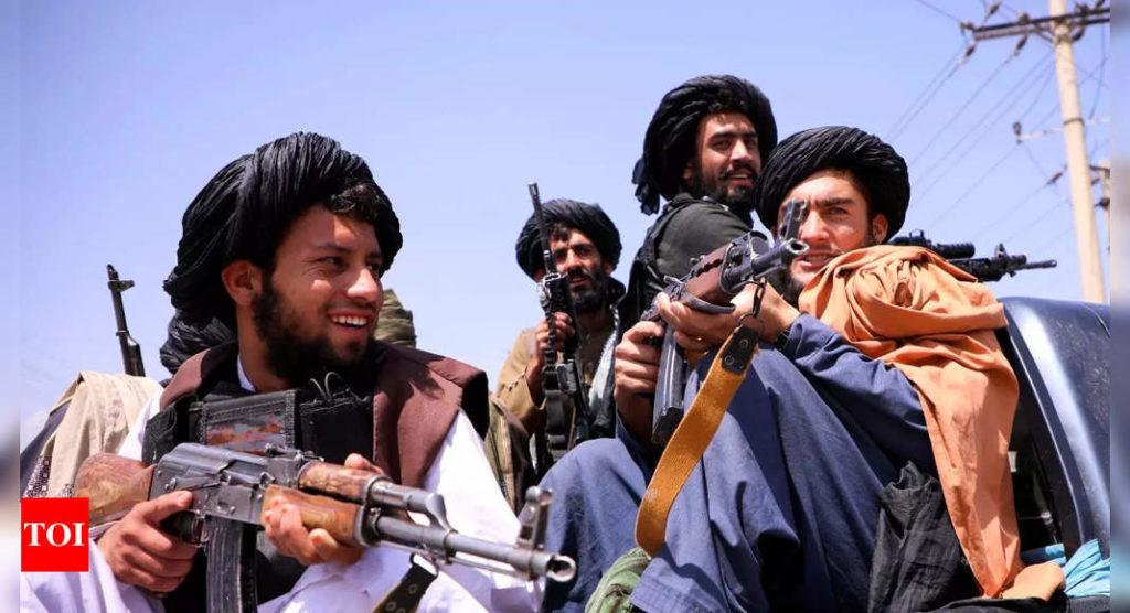 das Recht haben, im Namen der Muslime in Kaschmir zu sprechen;  wird Terrorismus nicht unterstützen, sagen Taliban |  Indien Nachrichten
