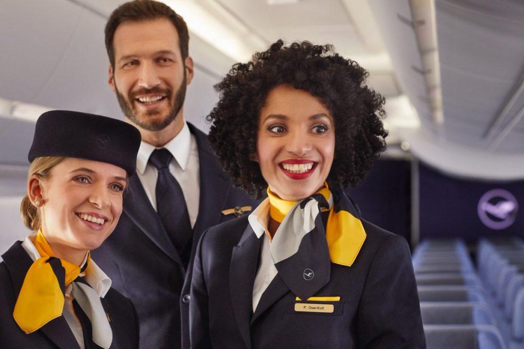 Lufthansa kündigt 300% Steigerung der US-Buchungen an