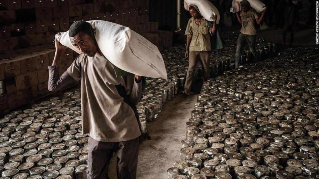 Äthiopien weist UN-Beamte aus Angst vor Hungersnot in Tigray . aus