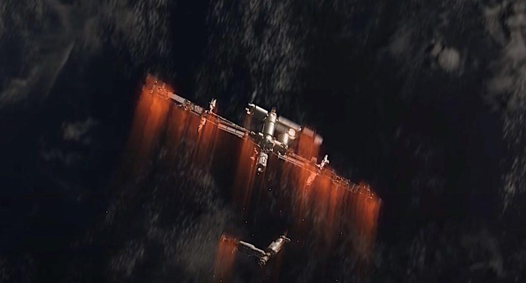 So wird die Internationale Raumstation ISS brennen, wenn sie auf die Erde stürzt