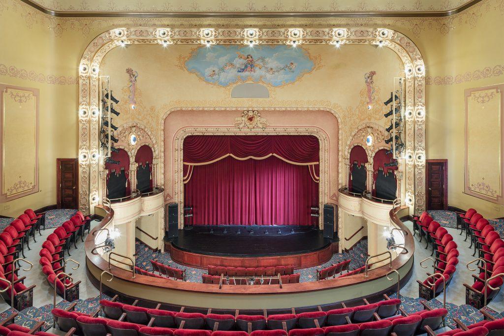 Das historische Sheldon-Theater |  Minnesota monatlich