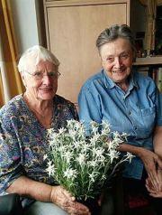 Marianne Stoger und Margaret Pissarek / Mit freundlicher Genehmigung der Korean Nurses Association