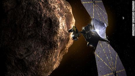 Die Lucy-Mission der NASA wird die erste beobachten